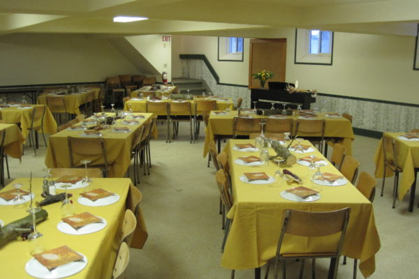 Special event hosted at Lone Prairie Camp
